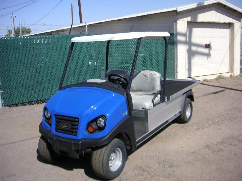 Club Car Carryall 700 48 v Flat Bed Utility SKU U249