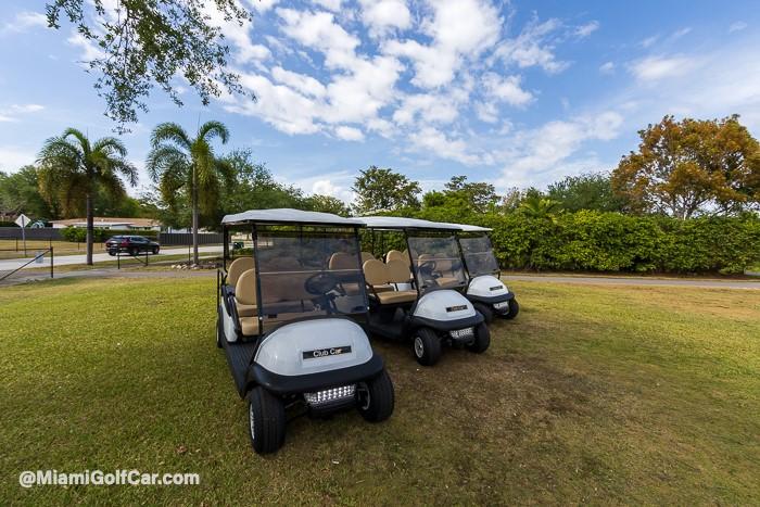Airport Authority of Jamaica  golf cart customer