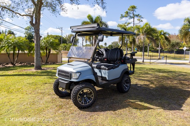 Alex Rivero Miami, FL golf cart customer