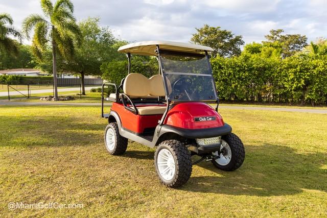 Florida Christian School Miami FL golf cart customer