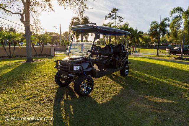 Christopher Brown Fort Lauderdale, Florida golf cart customer