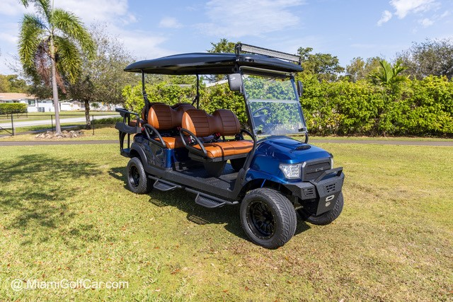 Randy Kupper  Miami, FL VIP golf cart customer