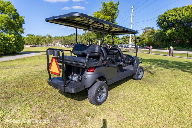 Club Car Precedent 6 Passenger Alpha Body - Street Legal Ready