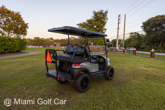 Club Car Precedent 4 Passenger Alpha - Street Legal Ready  SKU #423
