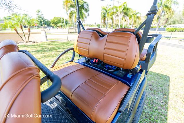 Club Car Precedent 6 Passenger Alpha  Street Legal Ready SKU#644 seats
