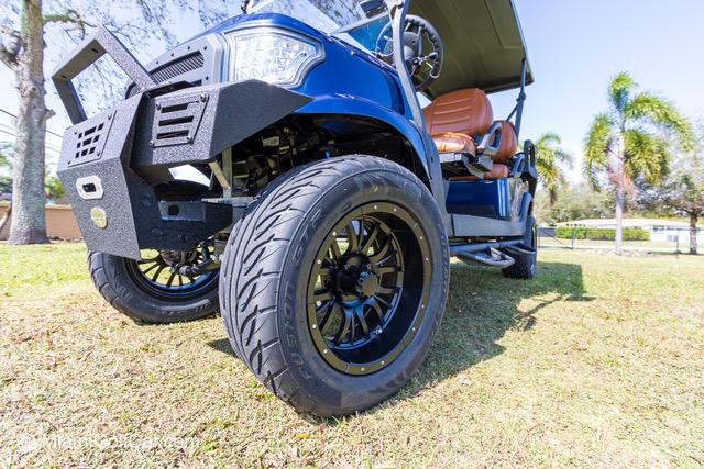 Club Car Precedent 6 Passenger Alpha  Street Legal Ready SKU#644 wheels