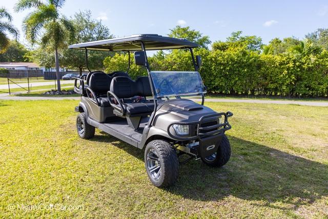 Golf cart customer Coral Gables FL