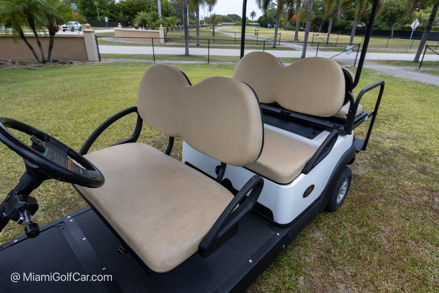 Club Car GASOLINE POWER 6 Passenger SKU 639
