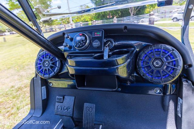 Club Car Precedent 4 Passenger Blue  SKU 419