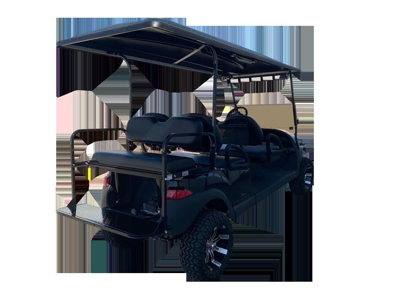 Club Car TEMPO 6 passengers