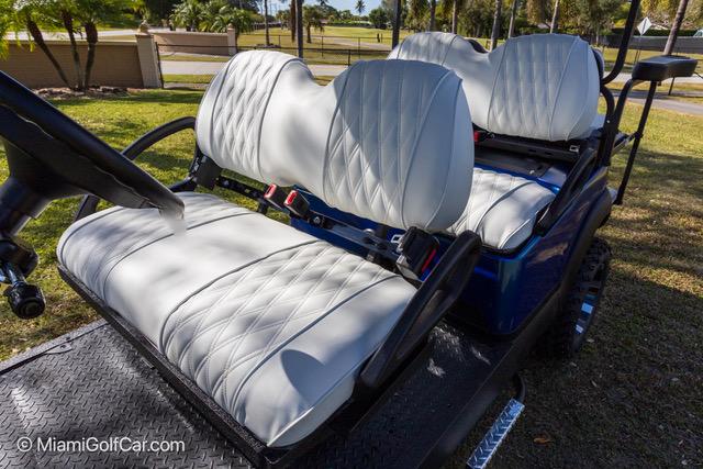 Club Car Precedent 6 Passenger SKU 641