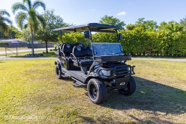Key West customer for golf carts