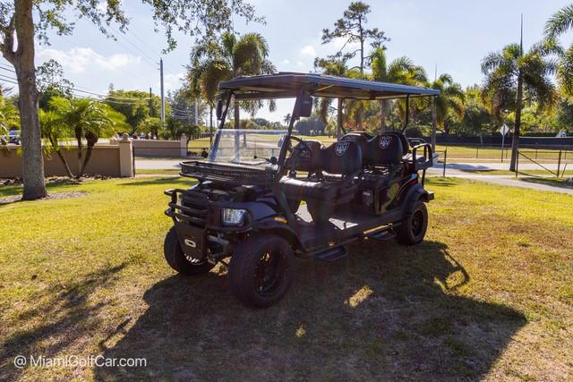 Patrick Madden  Key West, Florida  golf cart customer