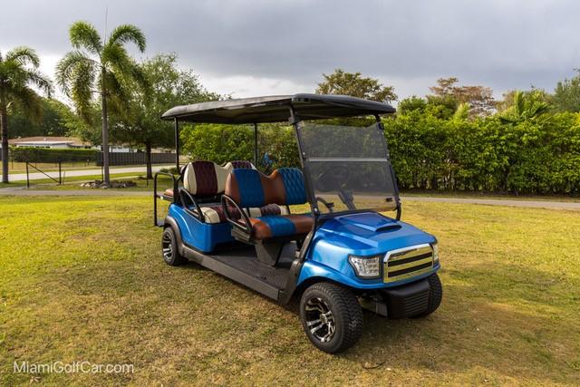 Paul Childaris Key Biscayne, FL golf car customer VIP