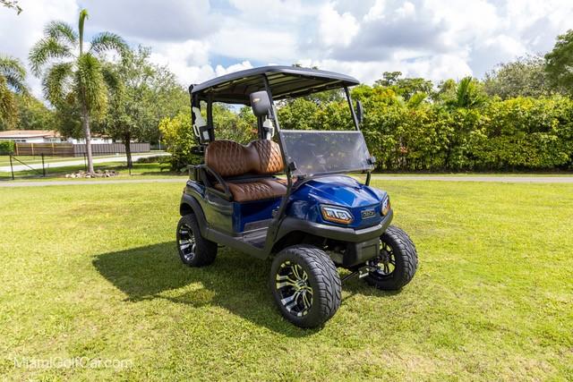 Panama golf cart customer