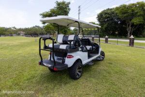 Club Car Tempo 6 Passenger White - SKU 633